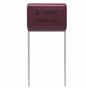 CBB81高压金属化箔式聚丙烯膜电容器