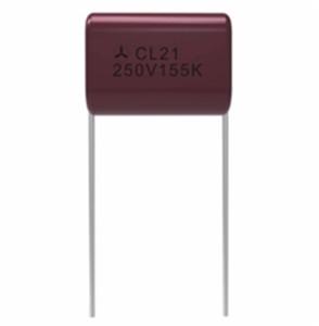 CL21金属化聚酯膜电容器