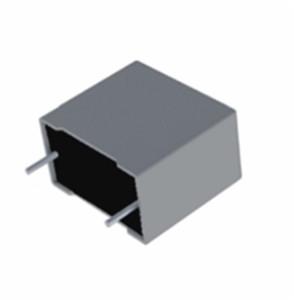 爆款CBB442B型电容降压专用金属化聚丙烯薄膜交流电容器(MPPB壳式)