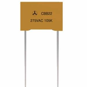 金属化聚丙烯膜塑壳电容器(壳式)CBB22-Box