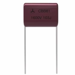 高端CBB81高压金属化箔式聚丙烯膜电容器